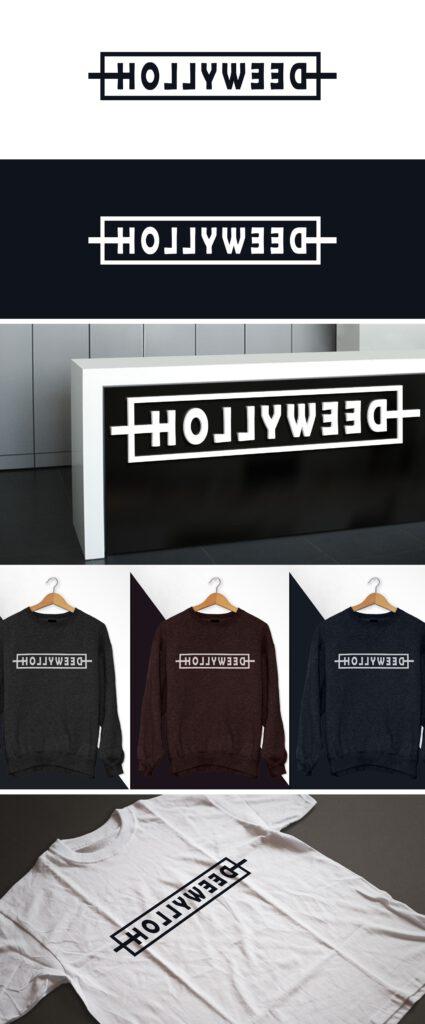 Hollyweed Brand CI
