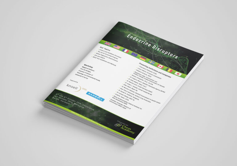 Broschürendesign, Programheft