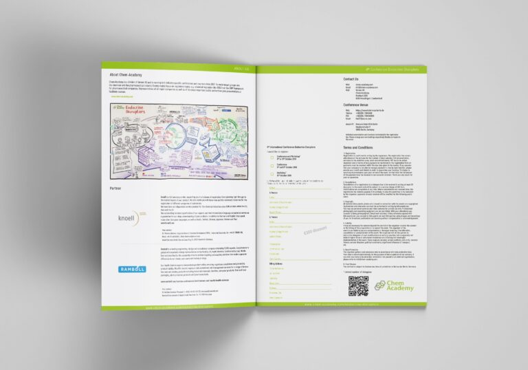 Programmheft, Broschüre, Katalog